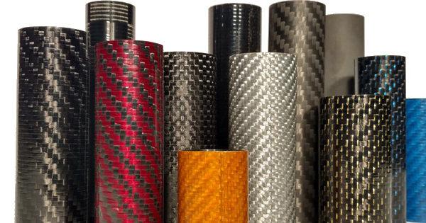 Carbon Fibre Tubing- Comseal Composites