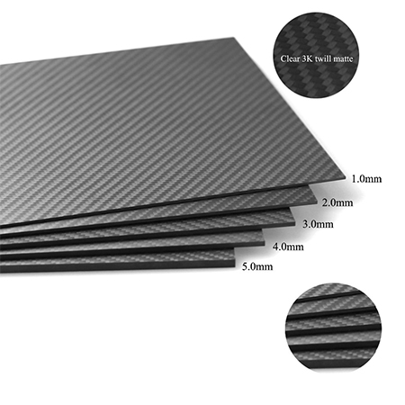 carbon fibre plates Carbon Fibre plates are made 100% by real carbon fibre and carry very high strength and modulus.