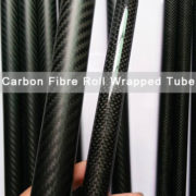 Carbon Fibre Tubes High Strength Excellent Finish- Ccomseal Composites